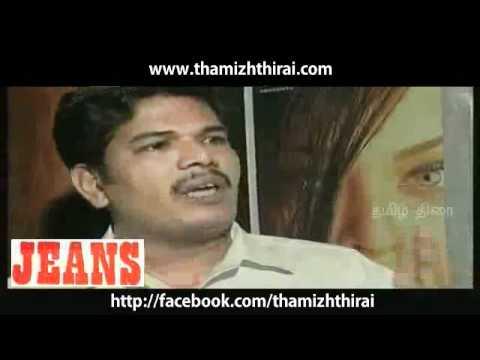 Director Shankar Aiswarya Rai & Prasanth Talking about Jeans...