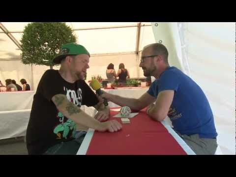 Interview Beatsteaks - Taubertal-Festival 2012