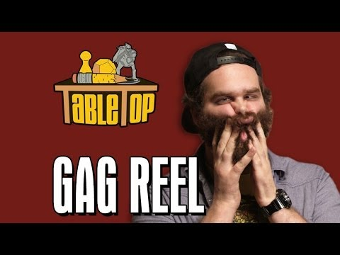 Takenoko – Gag Reel – TableTop season 2 ep. 14