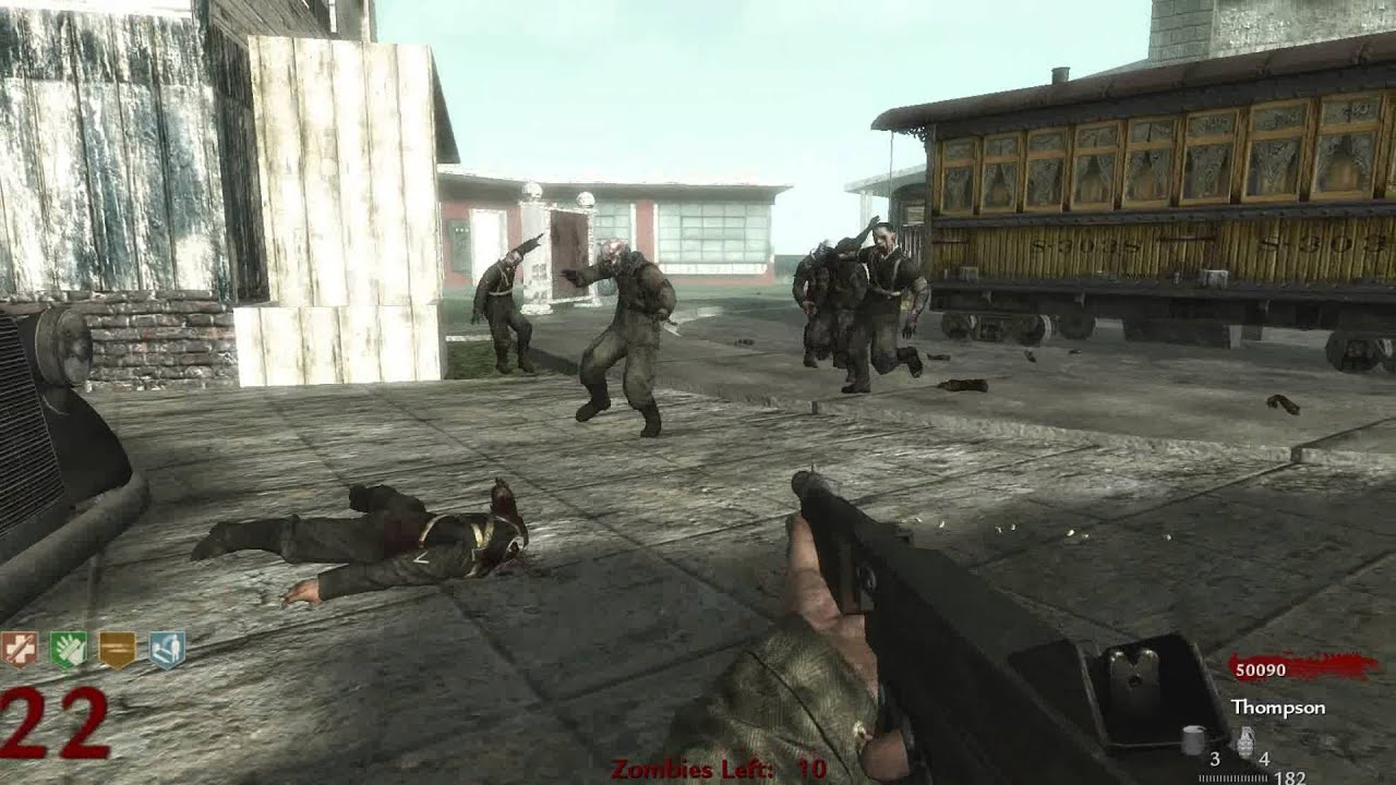Call of Duty Zombies Maps and Game Modes - Lifewire