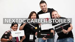 NEXTDC Career Stories - Mat Watson