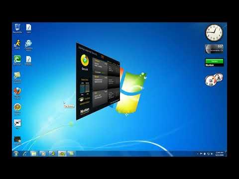 Me testing Windows 7 FINAL BUILD 7600  and Norton Internet Security 2010 beta