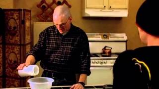 Breaking Bad Stealing Barrel Scene