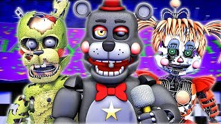Five Nights at Freddy's Song (FNAF 6 SFM 4K Salvage)(µThunder Remix)