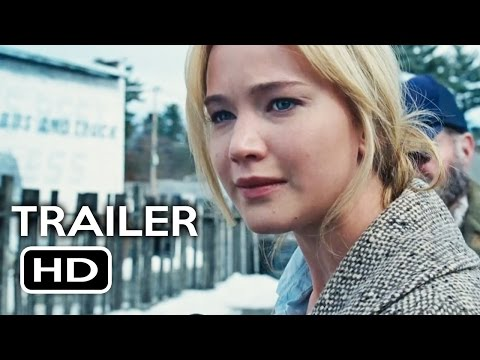 Joy Official Trailer #1 (2015) Jennifer Lawrence Drama Movie HD