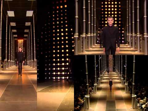Saint Laurent Men s Spring/Summer 2014 Full Fashion Show.