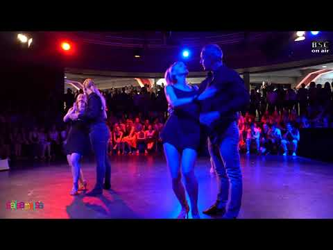 Bianka and Island Touch Team (Leipzig) - Sensual Shows (BERLIN SALSA CONGRESS 2018)