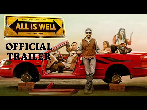 All IS WELL OFFICIAL TRAILER 2015 | ABHISHEK BACHCHAN | ASIN | RISHI KAPOOR Photo Image Pic