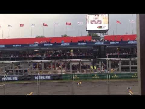 2014 Formula 1 Australian Grand Prix - Q3