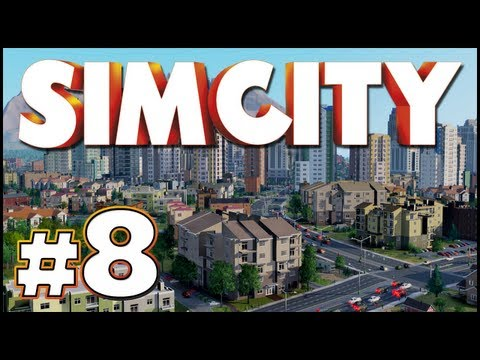 SimCity MP: Ep. 8 - Airport & Casinos!