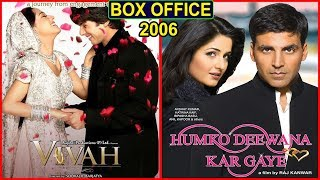 Vivah vs Humko Deewana Kar Gaye 2006 Movie Budget, Box Office Collection, Verdict and Facts