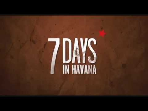 7 days in Havana - trailer italiano