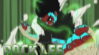 Rock Lee - Till I Collapse AMV [1080p]