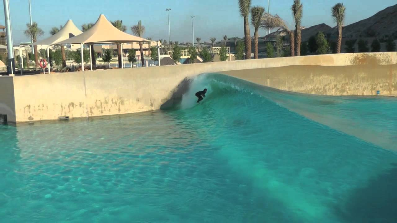 Wadi adventure al ain select contracts youtube for Extreme pool show