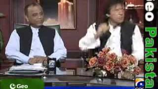 Capital Talk with Imran Khan, Ijaz ul Haq_ Part 2