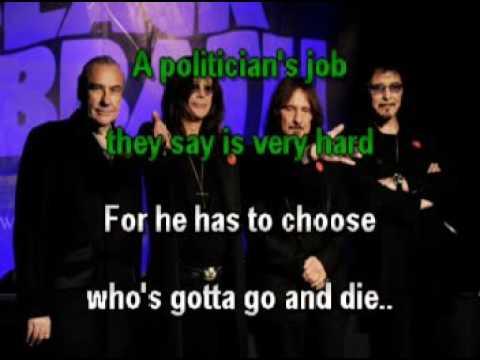 Black Sabbath   Wicked World
