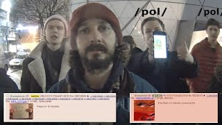hewillnotdivide.us meets /pol/ - Highlights, Day 1