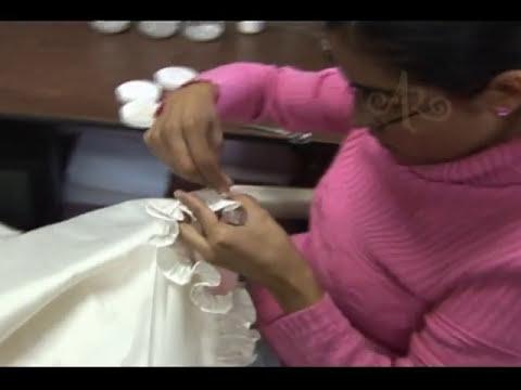 Como Nace una Coleccion de Modas -Alberto Rodriguez- Couture