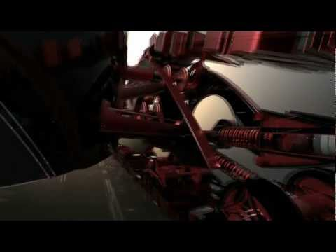 RAPID TRACK VEHICLE (RTV) Bunkspeed Hypermove, Autodesk Alias, MAYA, Showcase, VUE
