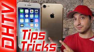 Cool iPhone 7 & 7 Plus Tips & Tricks You Should Use - How To Use The iPhone