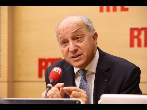 """""""Bachar al-Assad a la responsabilité de 260.000 morts"""", accuse Laurent Fabius"""