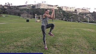 HIIT Workout: No Equipment - Fat Burning TABATA Workout