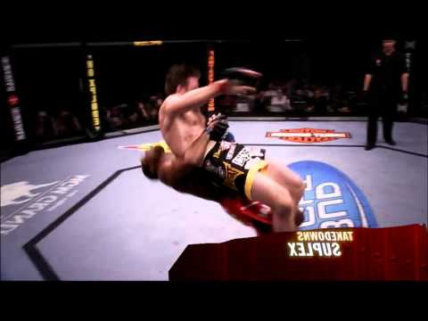 The best of UFC- Skills
