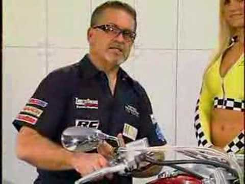 Motorcycle Handlebars - How to Reduce Burning & Fatigue - Video Guide: Tip of the Week