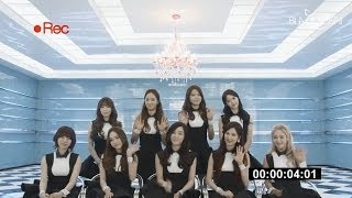 SNSD x Girls' Generation - Mr.Dork - crazy & funny girl group