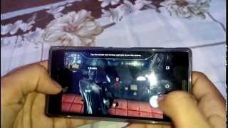 Sony Xperia M4 Aqua Dual Gaming Review Batman, Gta Vice City, Spider Man 2015