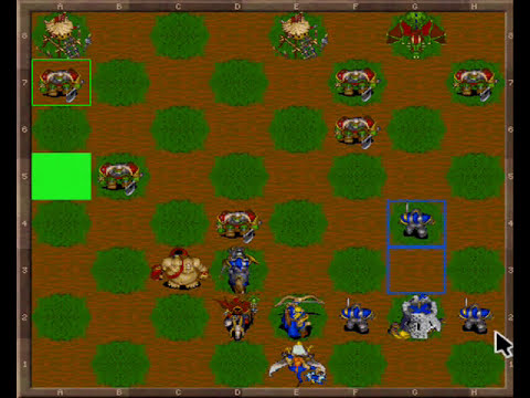 Warcraft II Chess (fan game)