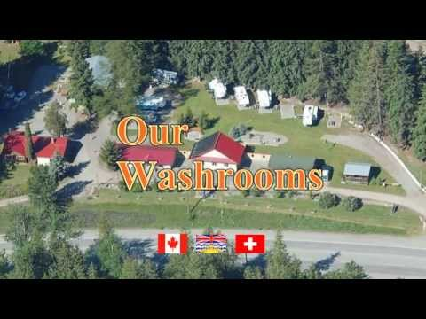 ViewPoint RV Park & Cottages, Washrooms