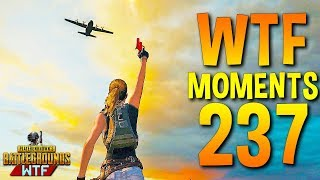 PUBG Daily Funny WTF Moments and Best Highlights! Ep 237