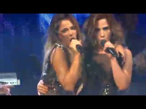 Maite Perroni Feat Wanessa - Amor Amor - Tour Love SP