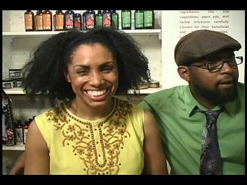 OYIN podcast - episode 1: burnt sugar pomade & shine 'n define