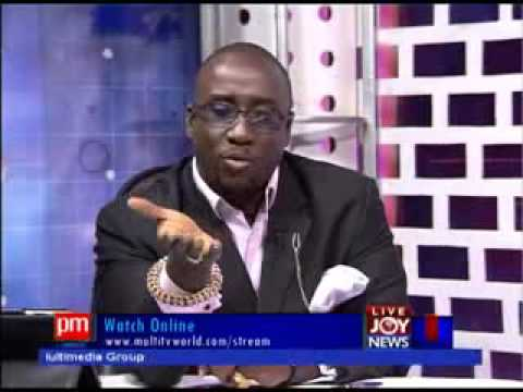 Sustaining Ghana as a Middle Income Country - PM Express on Joy News (17-7-13)