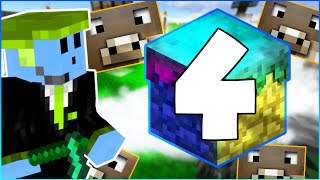 """""""CHANGING EVERYTHING"""" - SKYBLOCK CHALLENGE Mini Series - Episode 4"""