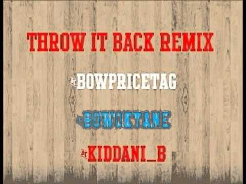 Throw It Back Remix | Audio Push