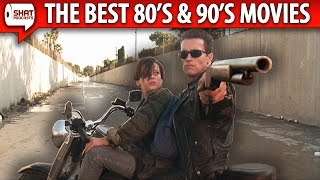 Terminator 2: Judgment Day (1991) - Best Movies of the '80s & '90s