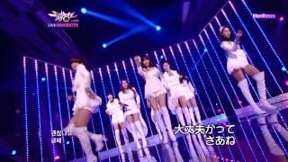Nine Muses - News - Live - 和訳