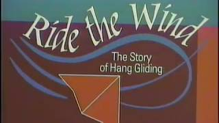 Ride The Wind Hang Gliding exhibit Seattle Museum of Flight 2001