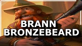 Hearthstone - Best of Brann Bronzebeard