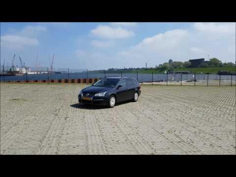 Mijn 2008 VW Golf 1K5 (BradgeTV persiflage)