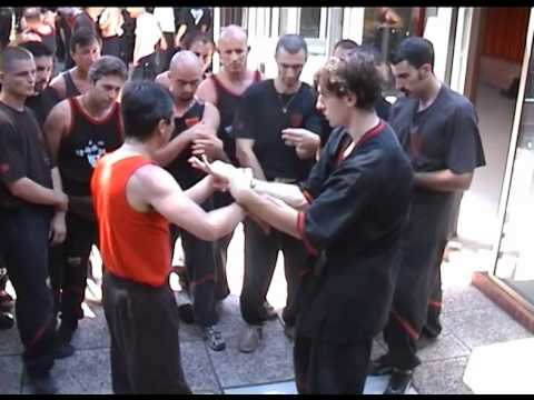 Sifu Tassos - WT-Livorno 1998 (VingTshun) thumbnail