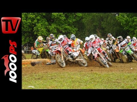 Motocross �M | Paldau 2014 | High�lights