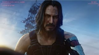 Cyberpunk 2077 Trailer at the Microsoft Xbox E3 2019 Press Conference (With Keanu Reeves)