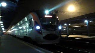 Подача и отправление Hyundai rotem HRCS2-001 по Киев-пасс