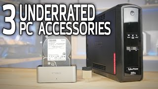 3 Underrated PC Accessories