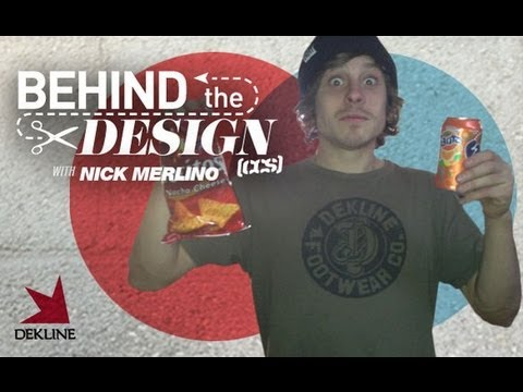 Behind The Design | Nick Merlino For The Chad Tim Tim Pro