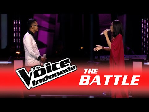 Dodi Rozano Vs Grace Anastasia At Last - The Battle - The Voice Indonesia 2016